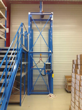 Reifenlift/Transportlift
